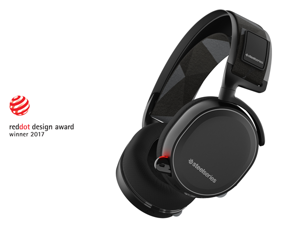 SteelSeries Arctis 7 無線耳麥(黑)