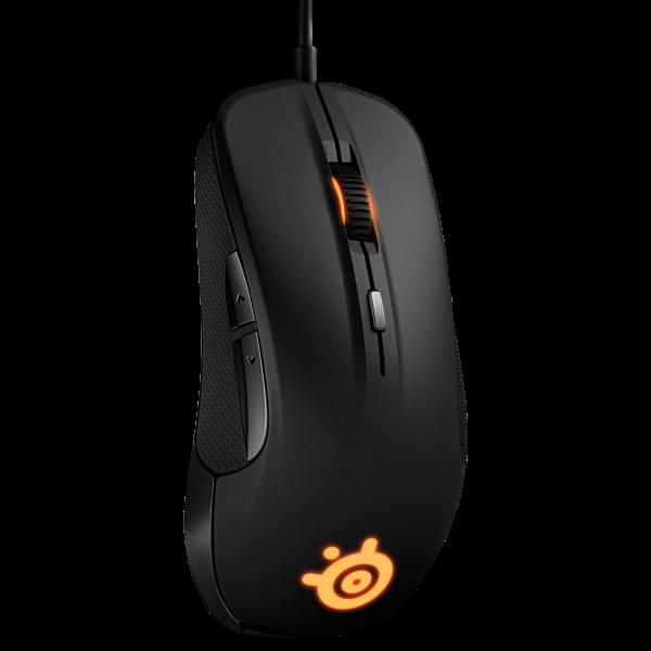 Rival 300 滑鼠(黑)